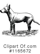 Royalty-Free (RF) Dog Clipart Illustration #1165672