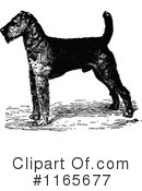 Royalty-Free (RF) Dog Clipart Illustration #1165677