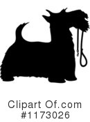 Dog Clipart #1173026 by Maria Bell