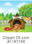 Dog Clipart #1187168 by Graphics RF