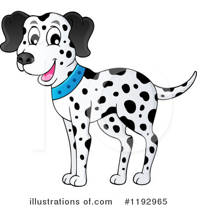 Dog Clipart #1192965 by visekart