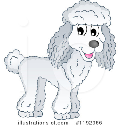 Dog Clipart #1192966 by visekart
