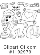Dog Clipart #1192979