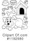 Dog Clipart #1192980