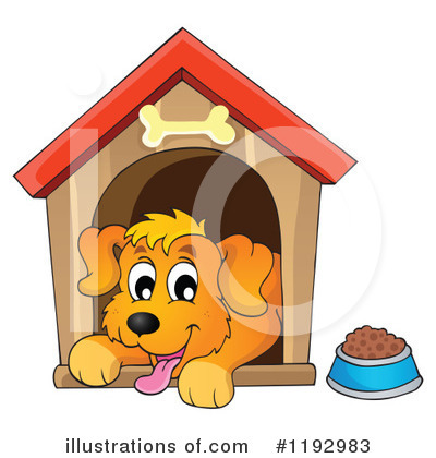 Dog Clipart #1192983 by visekart