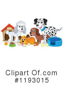 Dog Clipart #1193015