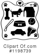 Dog Clipart #1198739
