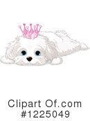 Dog Clipart #1225049 by Pushkin