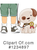 Dog Clipart #1234897 by BNP Design Studio