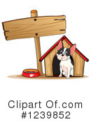 Dog Clipart #1239852 by Graphics RF