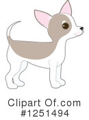 Royalty-Free (RF) Dog Clipart Illustration #1251494