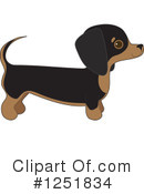 Dog Clipart #1251834 by Maria Bell