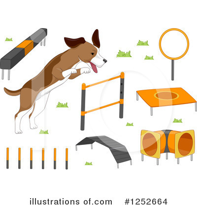 Obstacle Course Clipart #1252664 by BNP Design Studio