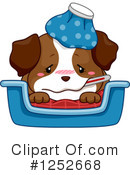Dog Clipart #1252668 by BNP Design Studio