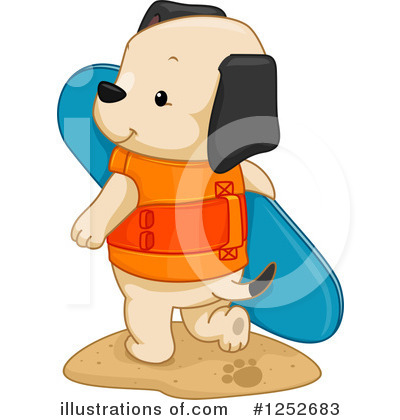Surfer Clipart #1252683 by BNP Design Studio