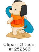 Royalty-Free (RF) Dog Clipart Illustration #1252683
