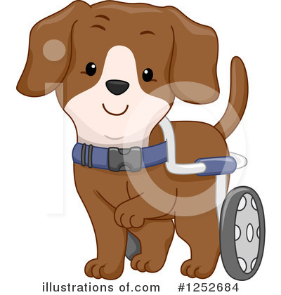 Wheelchair Clipart #1252684 by BNP Design Studio