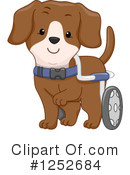 Dog Clipart #1252684 by BNP Design Studio