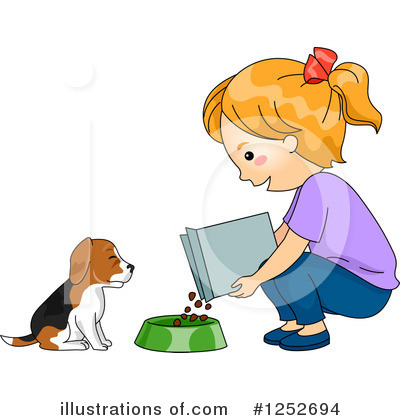Dog Clipart #1252694 by BNP Design Studio