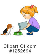 Royalty-Free (RF) Dog Clipart Illustration #1252694