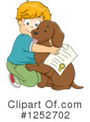 Dog Clipart #1252702 by BNP Design Studio