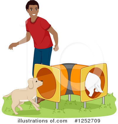 Dog Clipart #1252709 by BNP Design Studio