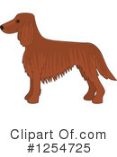 Dog Clipart #1254725 by Maria Bell