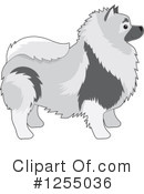 Dog Clipart #1255036 by Maria Bell