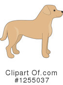Dog Clipart #1255037 by Maria Bell