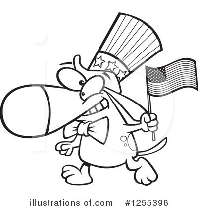 Uncle Sam Clipart #1255396 by toonaday