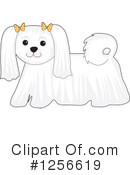 Dog Clipart #1256619 by Maria Bell