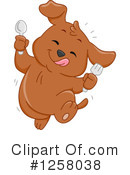 Dog Clipart #1258038 by BNP Design Studio