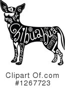 Royalty-Free (RF) Dog Clipart Illustration #1267723