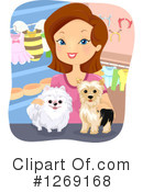 Dog Clipart #1269168 by BNP Design Studio