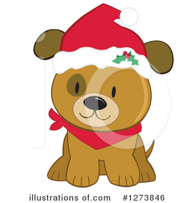 Christmas Clipart #1273846 by peachidesigns