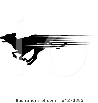 Dog Clipart #1276383 by Lal Perera
