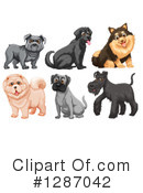 Dog Clipart #1287042
