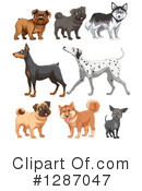 Dog Clipart #1287047