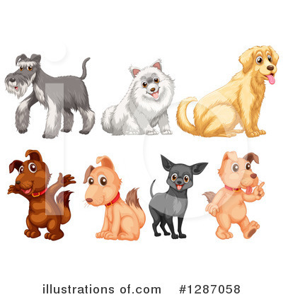 Schnauzer Clipart #1287058 by Graphics RF