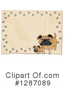 Dog Clipart #1287089