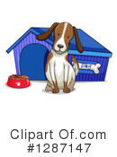 Dog Clipart #1287147