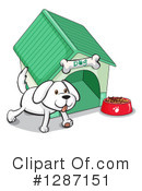 Dog Clipart #1287151
