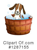Dog Clipart #1287155 by Graphics RF