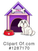 Dog Clipart #1287170