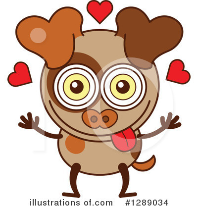 Heart Clipart #1289034 by Zooco