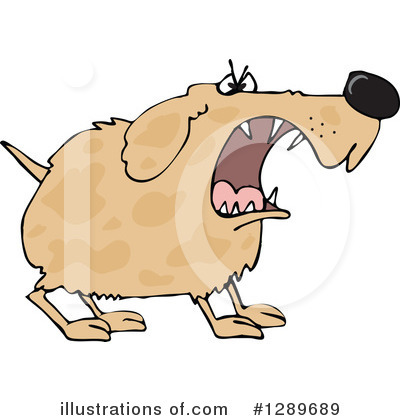 Dog Clipart #1289689 by djart