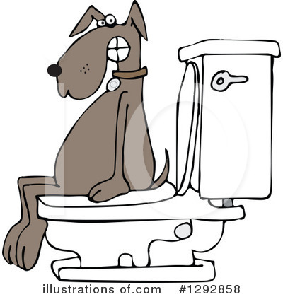 Potty Training Clipart #1292858 by djart