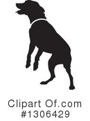 Royalty-Free (RF) Dog Clipart Illustration #1306429