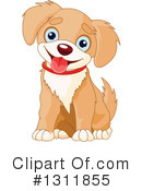 Dog Clipart #1311855