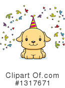 Dog Clipart #1317671 by Cory Thoman